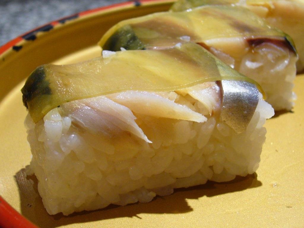 NIce Warm Sushi