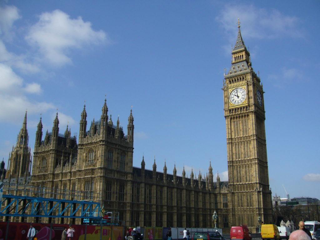 Big Ben & Westminster Hall