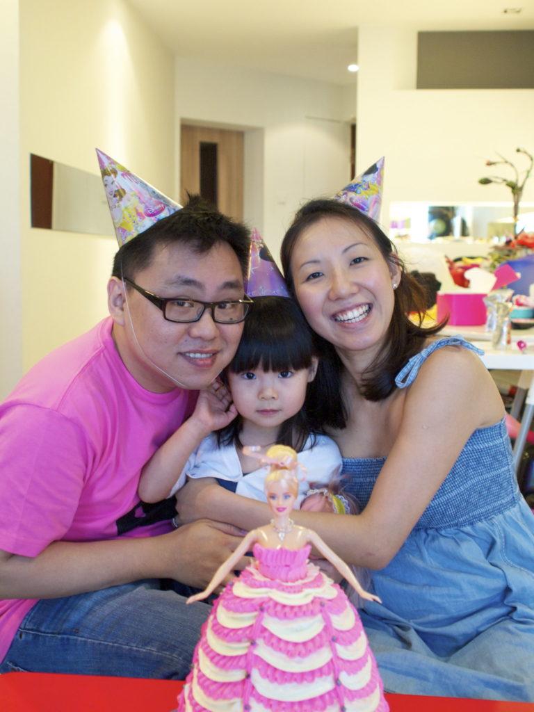 Vanessa 3rd Birthday