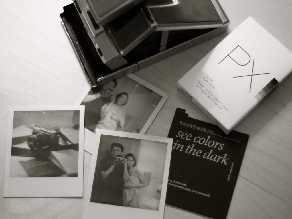 Trying out the impossible film