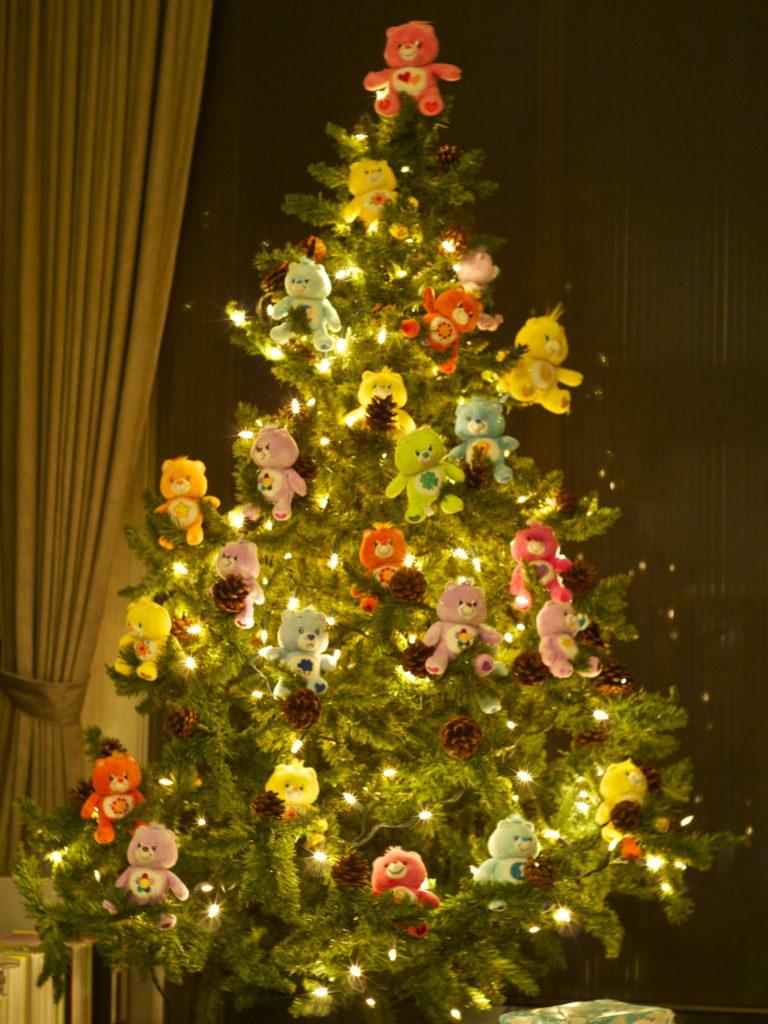 Care Bear Christmas Tree