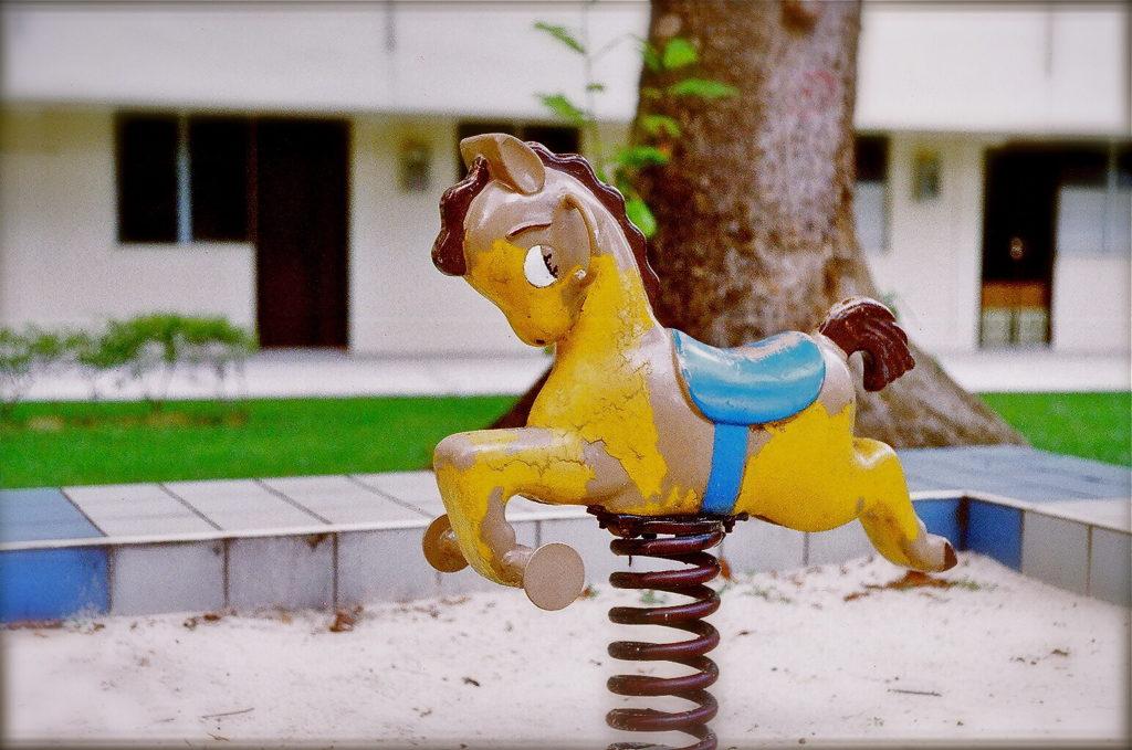 Toa Payoh - Horse