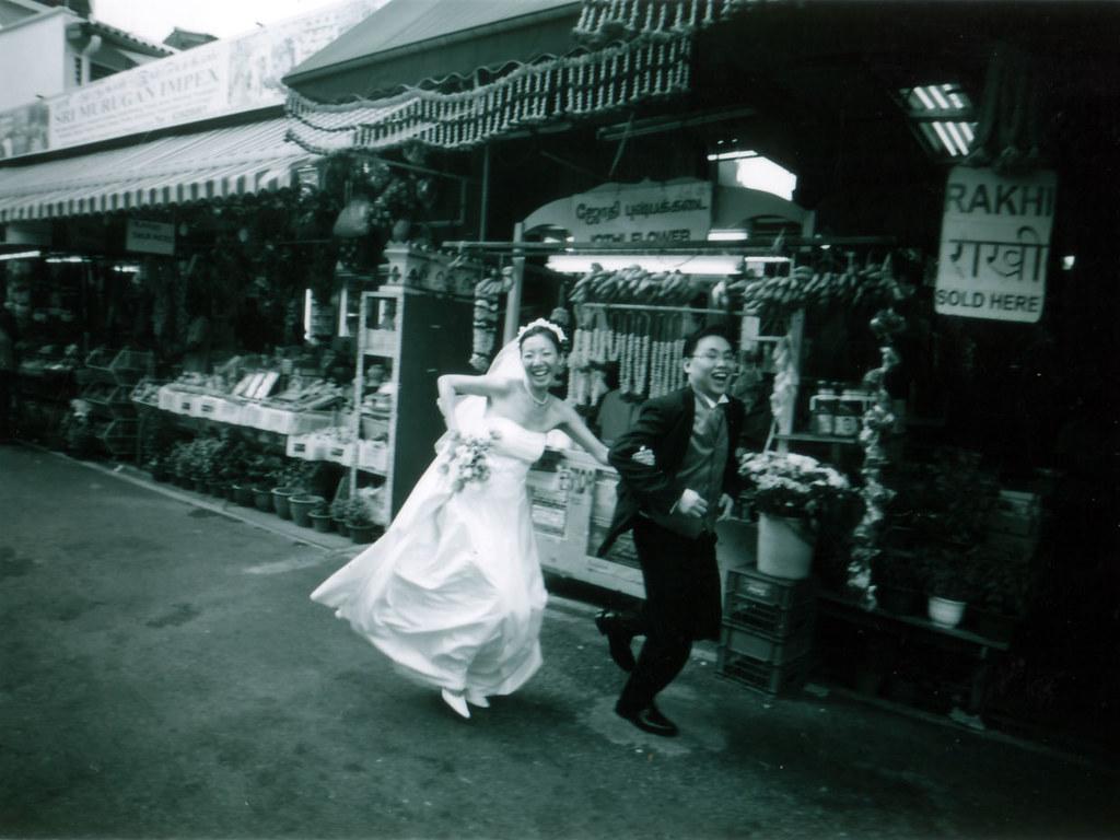 Wedding Litlle India