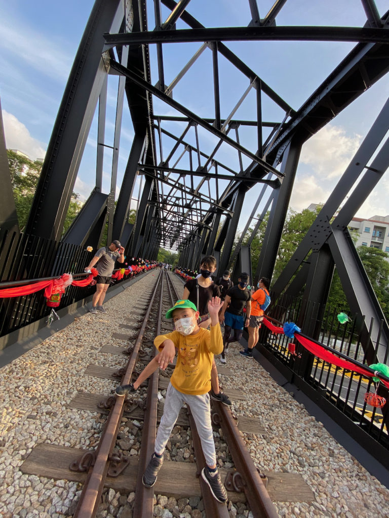 Bukit Timah Railway Tracks